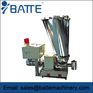 Weight loss type feeding machine